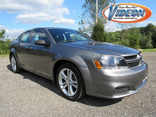 2013 Dodge Avenger Se >> Pre Owned 2013 Dodge Avenger Se V6 Fwd 4dr Car