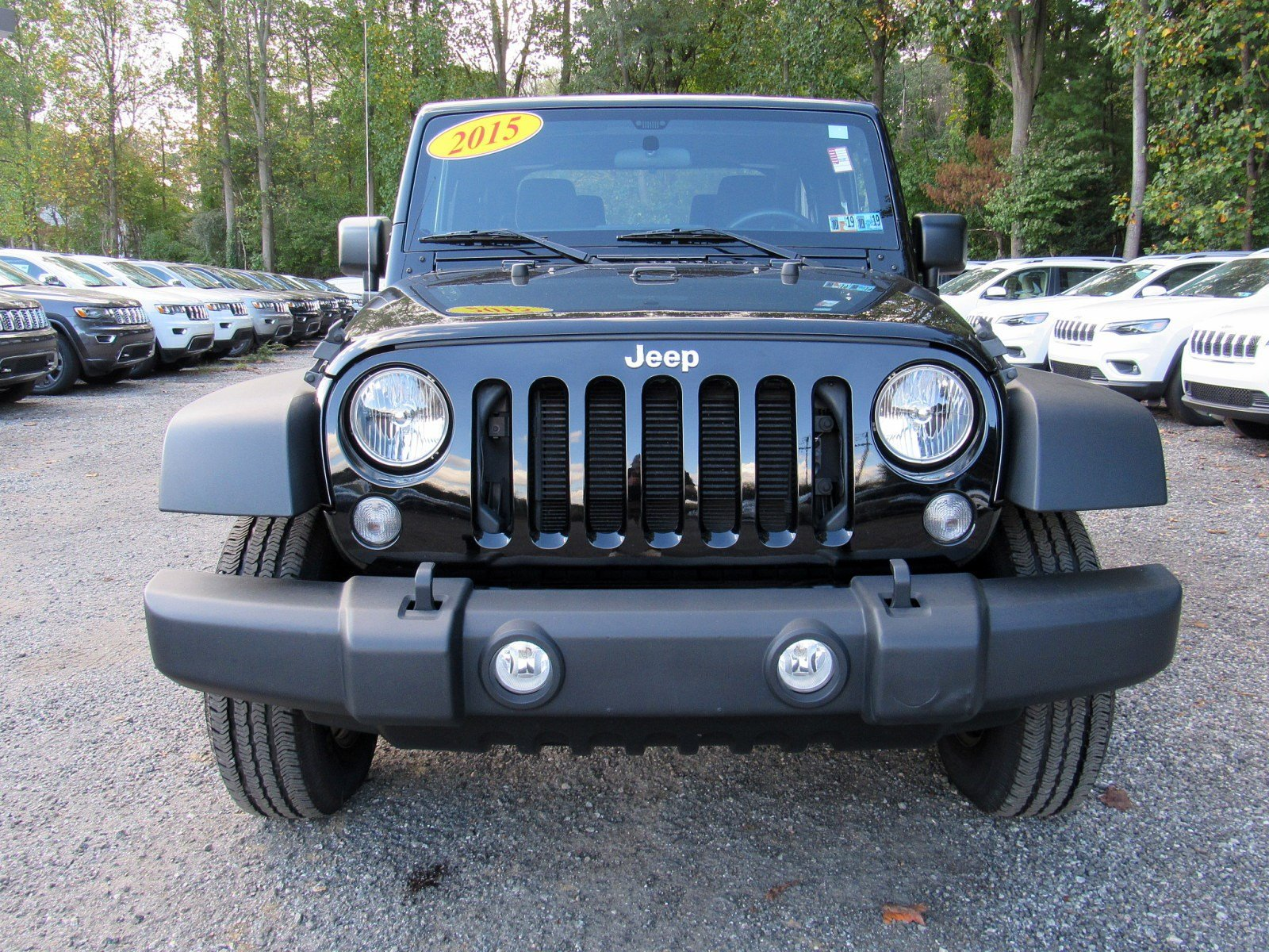 Certified Pre Owned 2015 Jeep Wrangler Sport Convertible In Newtown Fuel Filter