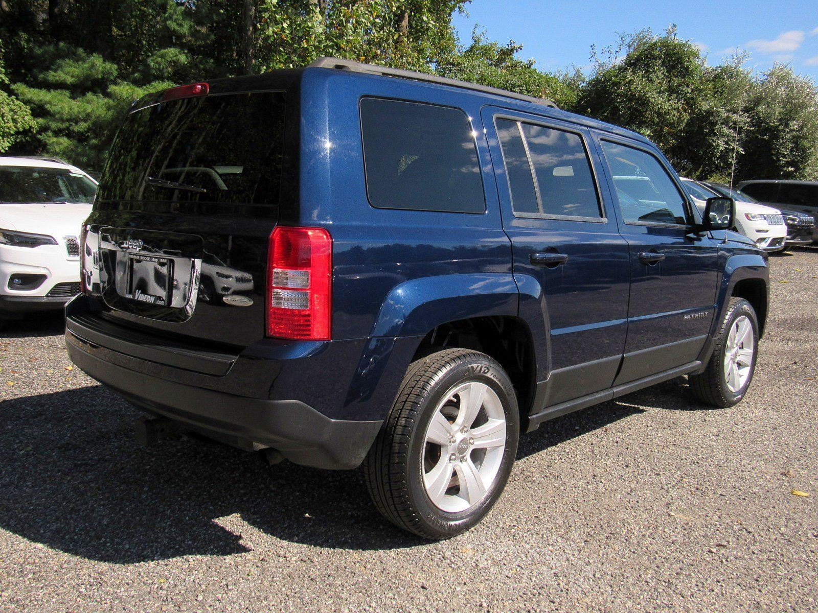 Pre-Owned 2012 Jeep Patriot Latitude Sport Utility in Newtown Square  #J0256A | Videon Chrysler Dodge Jeep RAM