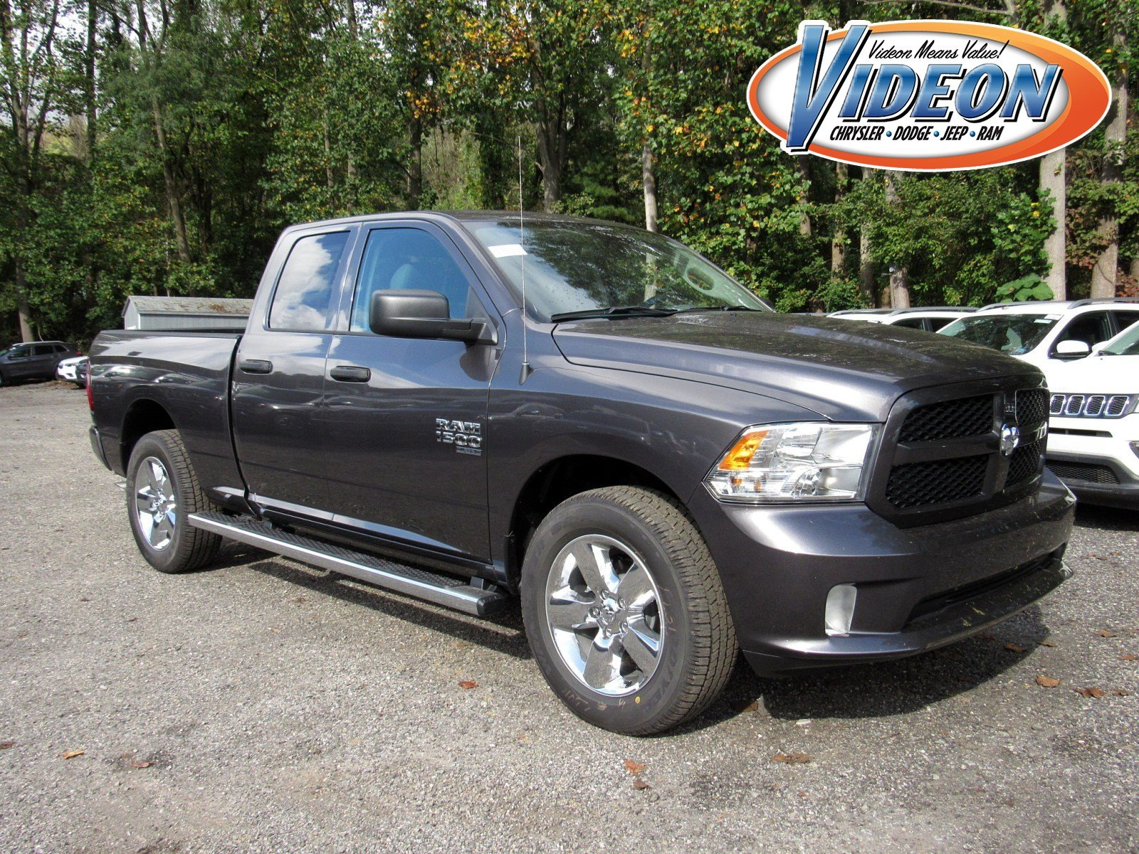New 2019 Ram 1500 Classic Express Quad Cab In Newtown Square K5612