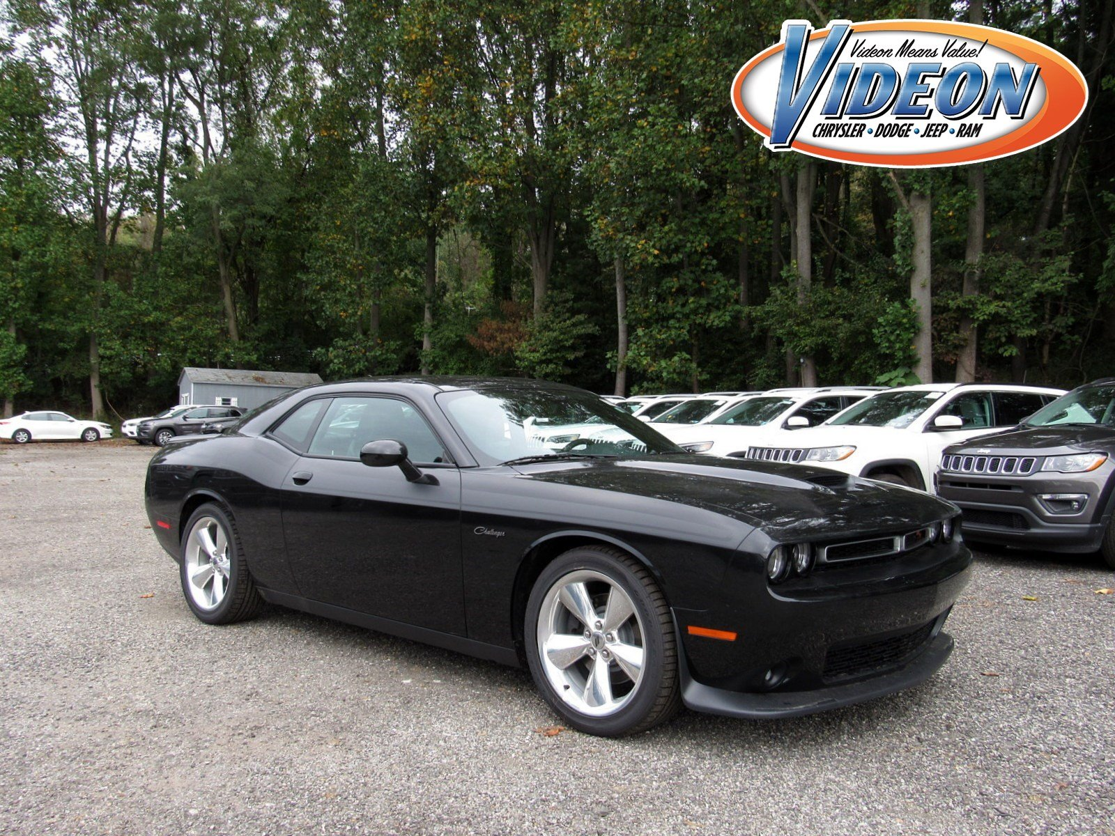 New 2019 Dodge Challenger R T Coupe In Newtown Square K3032