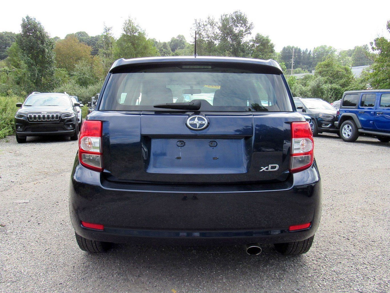 Pre Owned 2011 Scion Xd 5dr Hb At Hatchback In Newtown Square 2008 Fuel Filter J1328a Videon Chrysler Dodge Jeep Ram