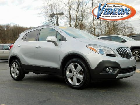 Pre-Owned 2015 Buick Encore Convenience